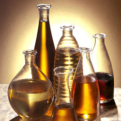 a variety of nut and seed cooking oils
