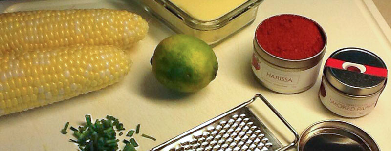 How to Make Spiced Butter for Roasted Corn