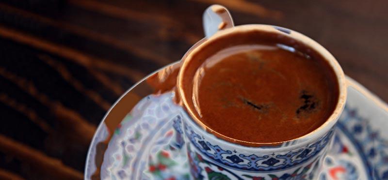 How to Prepare Turkish Coffee