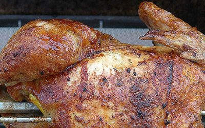 How to Cook the Perfect Rotisserie Chicken on the Grill