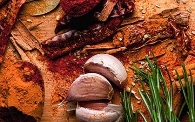 Building Your Own Spice-Focused Food Business